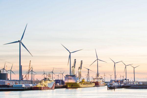 Zakelijke Fotografie - Groningen Seaports