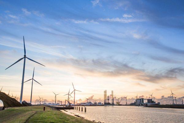 Zakelijke Fotografie - Groningen Seaports Delfzijl