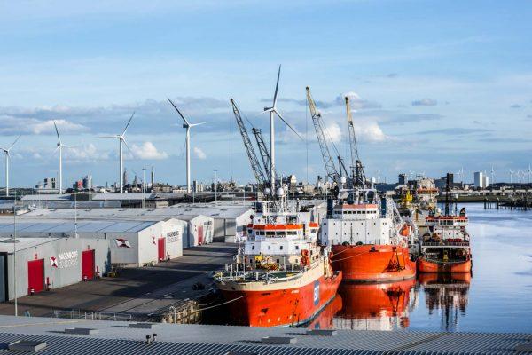 Zakelijke Fotografie - Haven Seaports Delfzijl