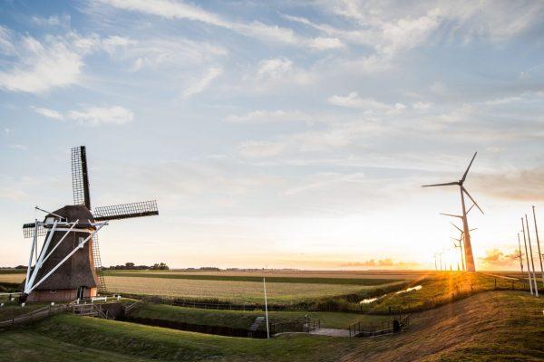 Zakelijke Fotografie - Nederlands Landschap Delfzijl