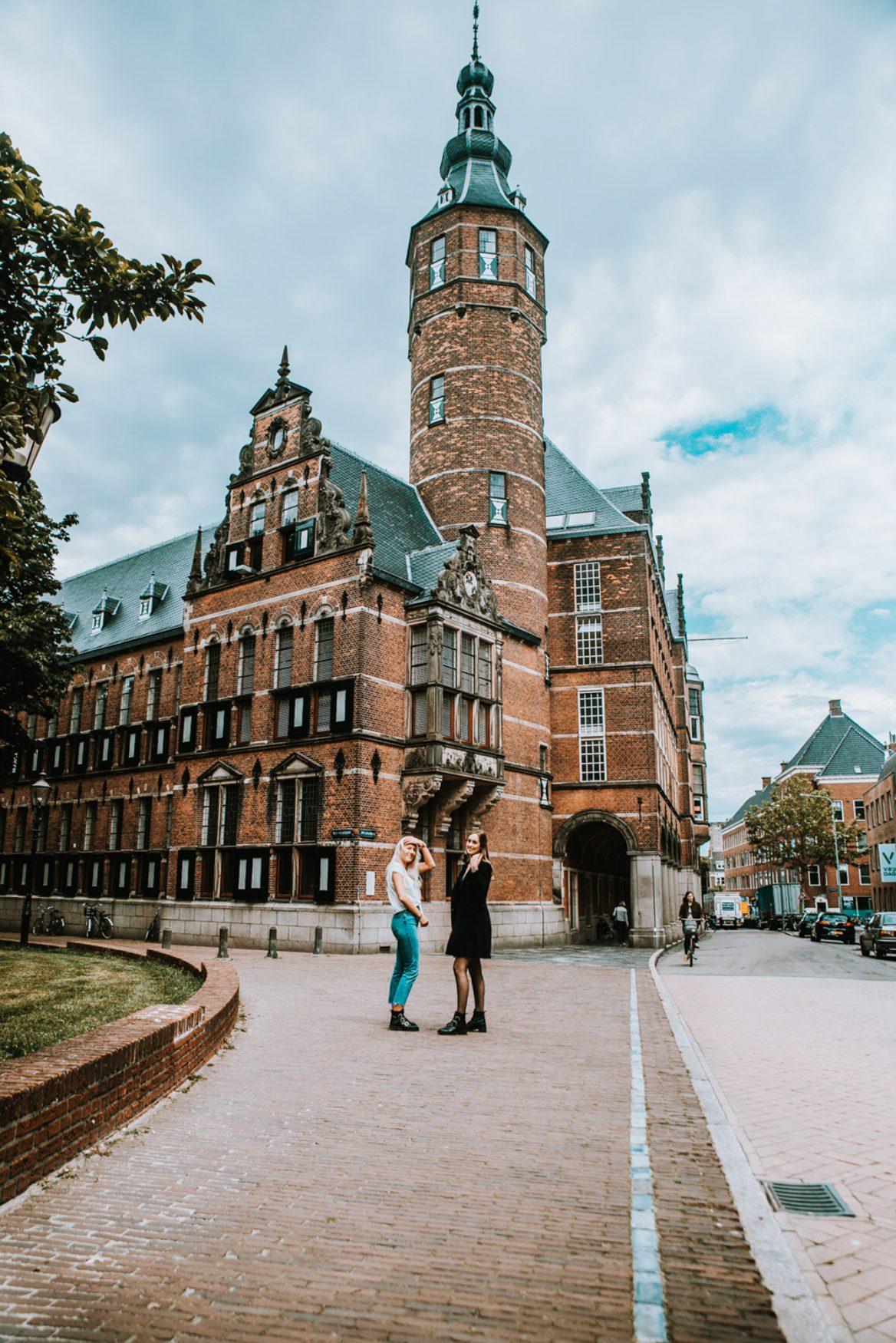 Facebook citytour Groningen - Provinciehuis