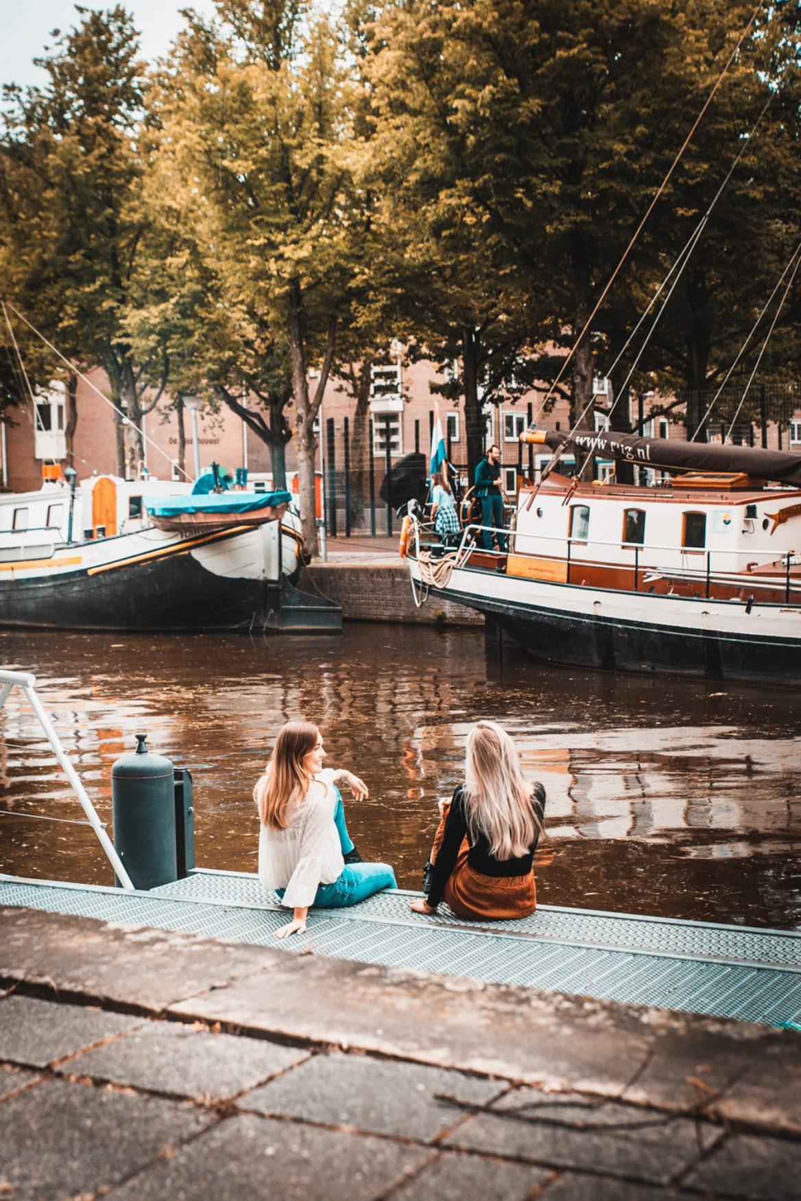 Hotspot Fotografie tour door Groningen