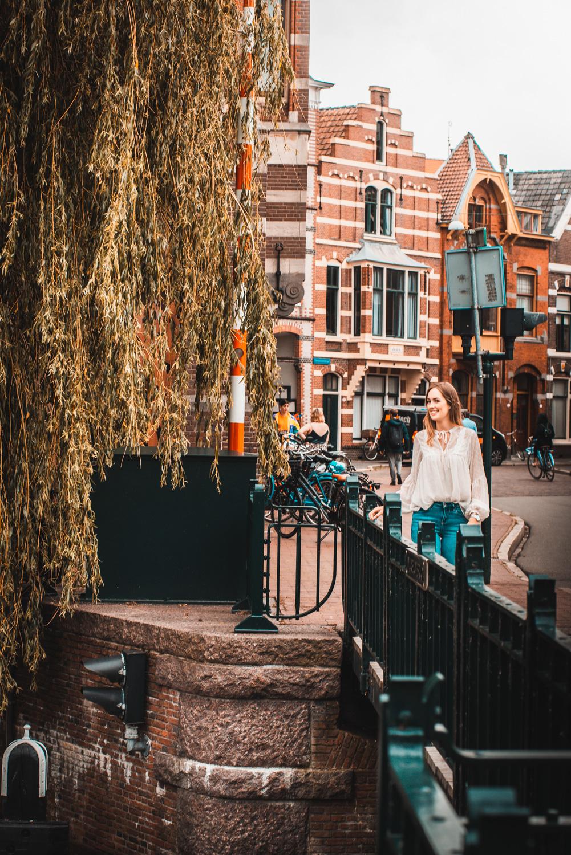 Instagram Facebook Hotspots - Museumbrug Groningen
