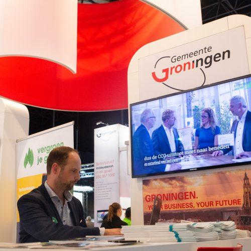 Groningen Werkt Slim bij de Promotiedagen