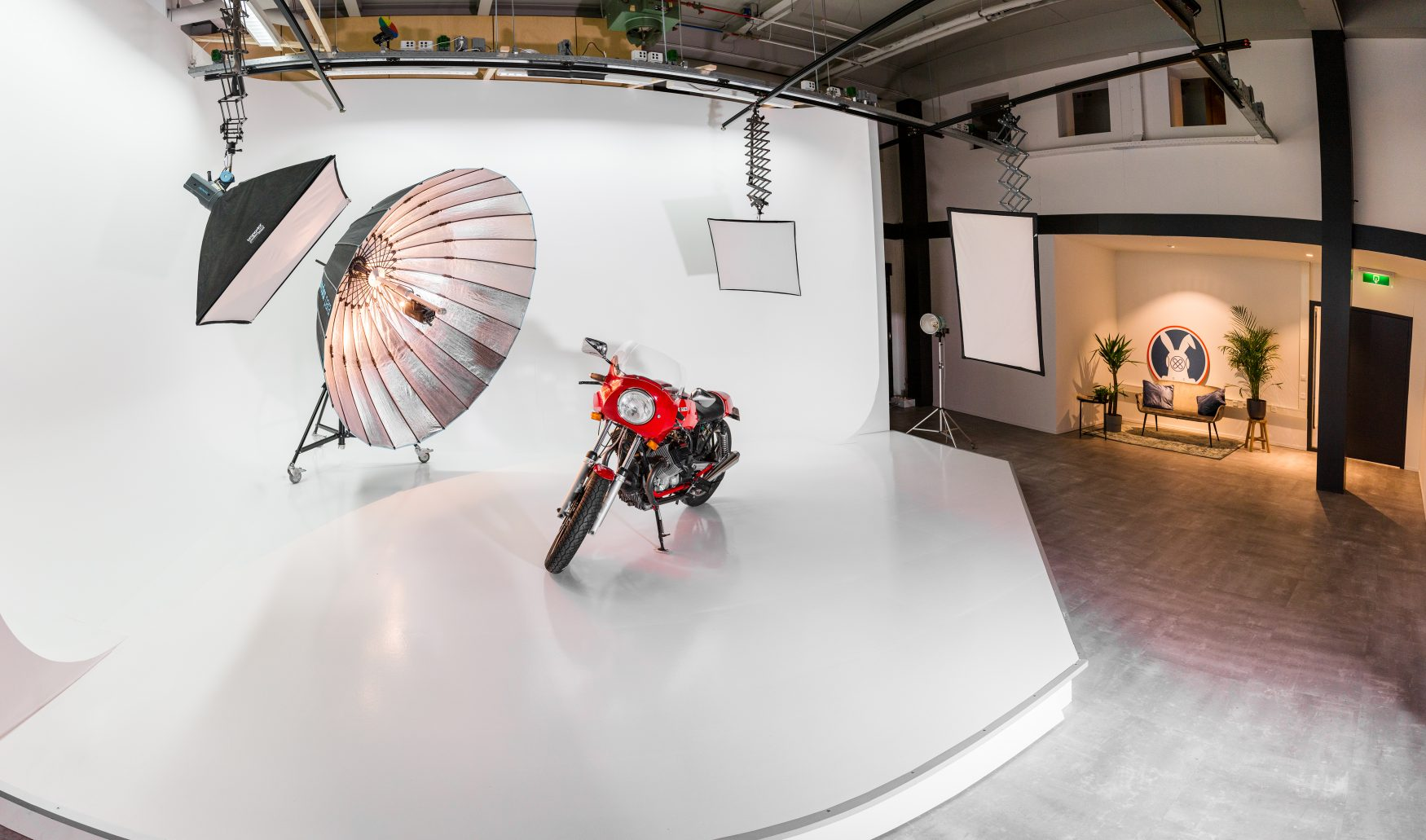 Fotostudio & Filmstudio Groningen Diepzeekonijn