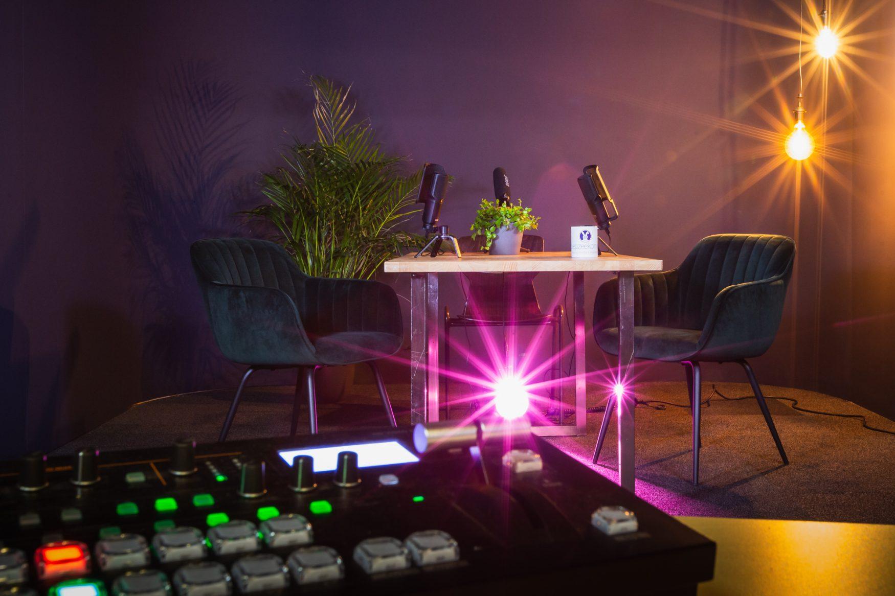 Podcast Studio Groningen
