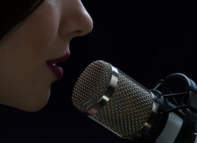Professioneel ingesproken voice-overs