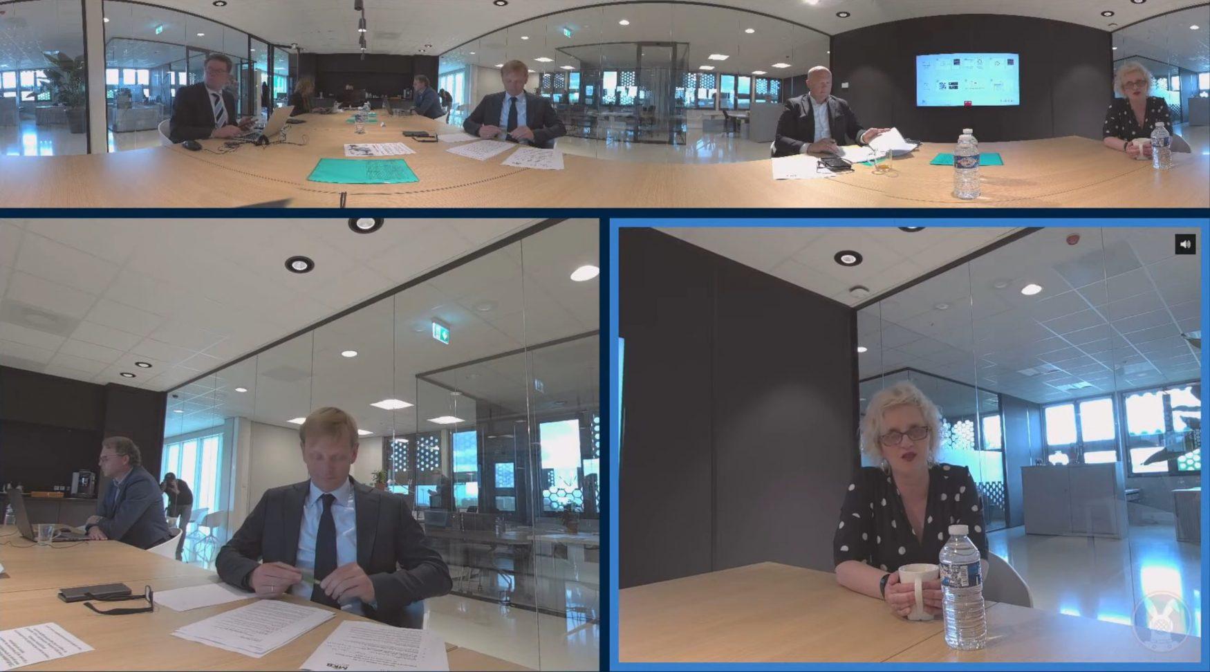 VNO-NCW Algemene Ledenvergadering ALV Livestream