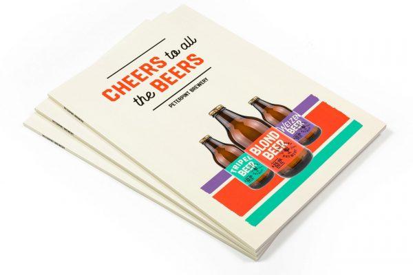 Productfotografie voor Peter Print