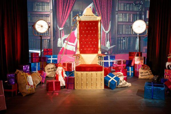 Livestream Pakjesavond met Sinterklaas uit Studio Diepzeekonijn