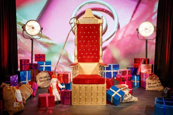 Live online pakjesavond met Sinterklaas