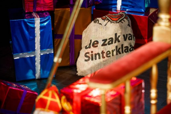 Sinterklaas online livestream